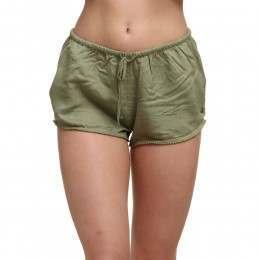 Roxy Mystic Topaz Shorts Oil Green