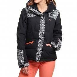 Roxy Flicker Snow Jacket Egret