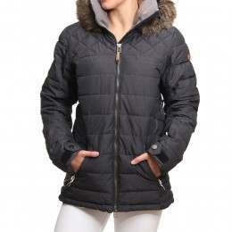 Roxy Quinn Snow Jacket True Black