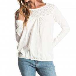 Roxy Carried Aweigh Long Sleeve Top Pristine
