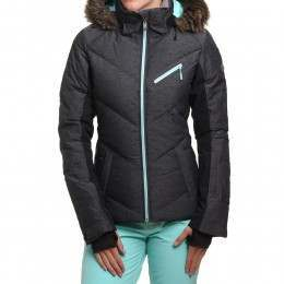 Roxy Snowstorm Snow Jacket True Black