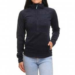 Roxy Cascade Fleece Peacoat