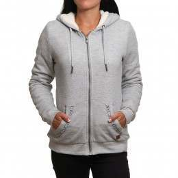 Roxy Trippin Sherpa Heritage Heather