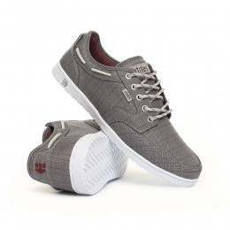 Etnies Dory Shoes Grey/Red/White