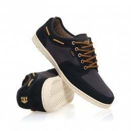Etnies Dory Shoes Navy/Brown/White