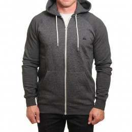 Quiksilver Everyday Z/Hoody Dark Grey Heather