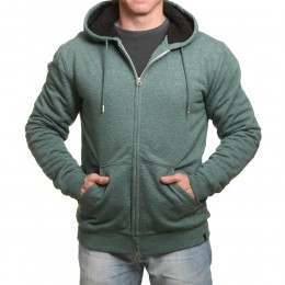 Quiksilver Everyday Sherpa Silver Pine Heather
