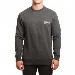 Billabong Baldwin Crew Black Heather
