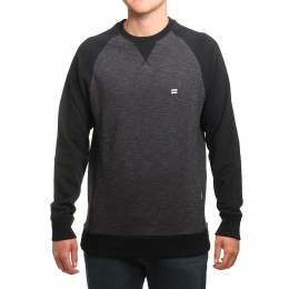 Billabong Balance Crew Black Heather