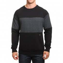 Billabong Tribong Crew Black