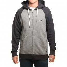 Billabong Balance Z/Hoody Black Heather