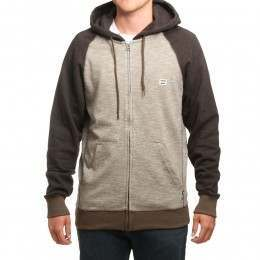 Billabong Balance Z/Hoody Earth Heather