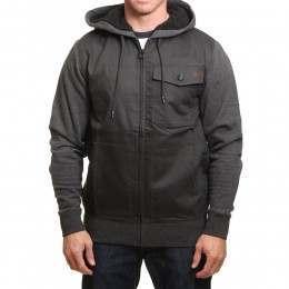 Billabong Barlow Hybrid Jacket Charcoal