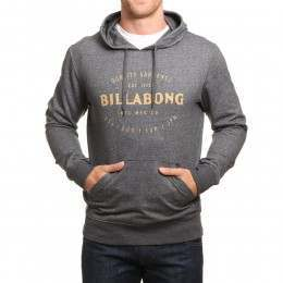 Billabong Brewery Hoody Dark Grey Heather