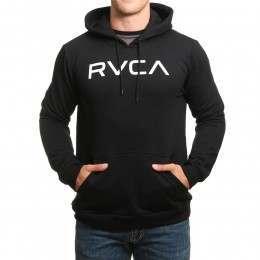 RVCA Big RVCA Hoody Black