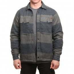 Billabong Barlow Reversible Jacket Dark Grey