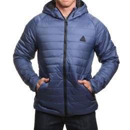 Billabong Kodiak Puffer Jacket Deep Blue