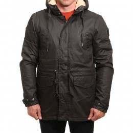Element Roghan Jacket Flint Black