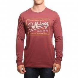 Billabong Baldwin Long Sleeve Top Fig