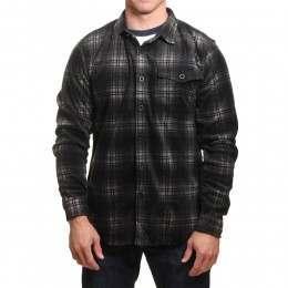 Billabong Furnace Flannel Shirt Black
