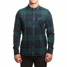 Element Buffalo Shirt Ponderosa Green