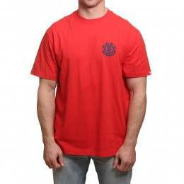 Element S Tee Element Red
