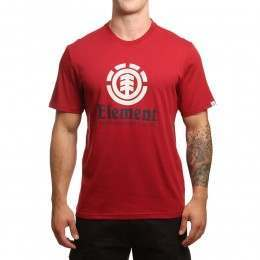 Element Vertical Tee Rio Red