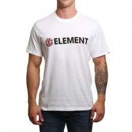 Element Blazin Tee Optic White
