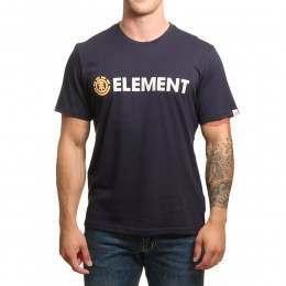 Element Blazin Tee Eclipse Navy