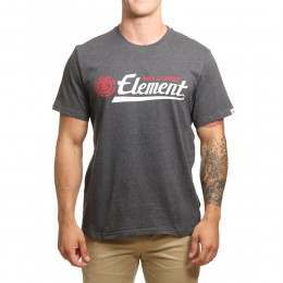 Element Signature Tee Charcoal Heather