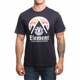 Element Cliff Tee Eclipse Navy