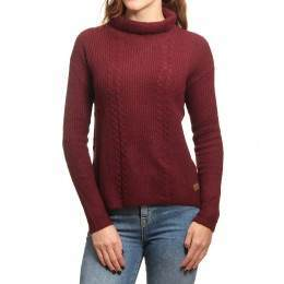 Element Moment Jumper Napa Red