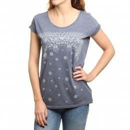 Billabong All Night Tee Deep Indigo