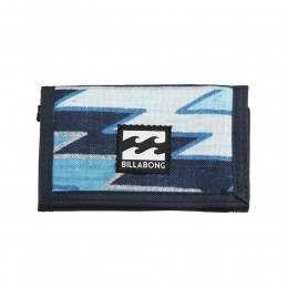 Billabong Atom Wallet Blue