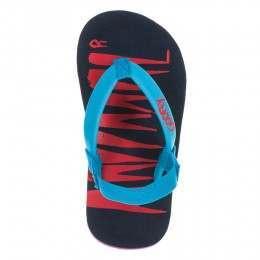 Animal Infants Goofey Sandals Indigo Blue