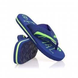 Animal Boys Jekyl AOP Sandals Clematis Blue