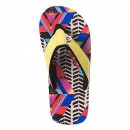 Animal Girls Swish AOP Sandals Multicolour