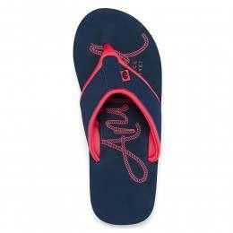Animal Swish Logo Sandals Paradise Pink