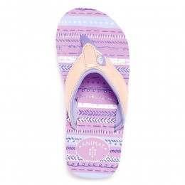 Animal Girls Swish Glitz Sandals Petal Pink