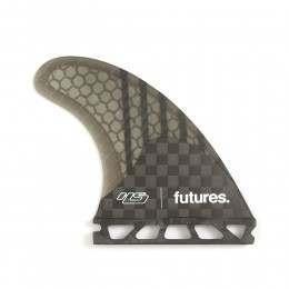 Futures HS2 Medium Generation Surfboard Fins