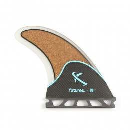 Futures Lost C3 Carbon Cork Surfboard Fins