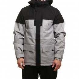 Volcom Alternate Ins Snow Jacket Heather Grey