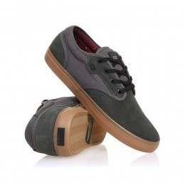 Globe Motley Shoes Dark Shadow/Gum