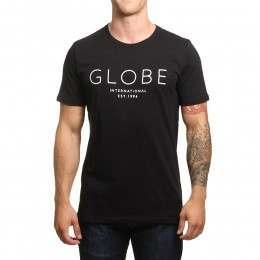 Globe Company Tee Black