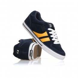 Globe Encore 2 Shoes Navy/Yellow