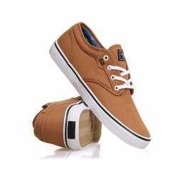 Globe Motley Shoes Latte