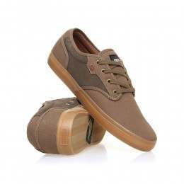 Globe Motley Shoes Olive Brown/Gum