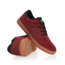 Globe Mahalo SG Shoes Burgundy/Gum