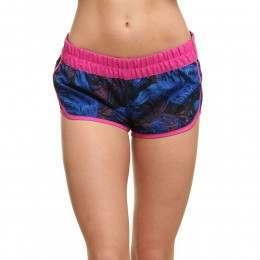 Hurley Supersuede Print Beachrider Shorts Cobalt