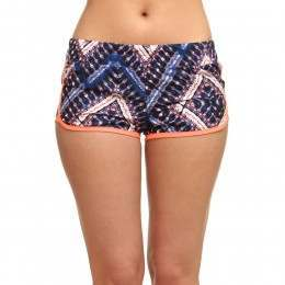 Hurley Supersuede Print Beachrider Shorts Neon